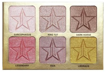 Morphe Jeffree Star Makeup Palette