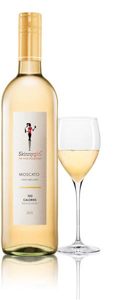 Skinnygirl Moscato Wine