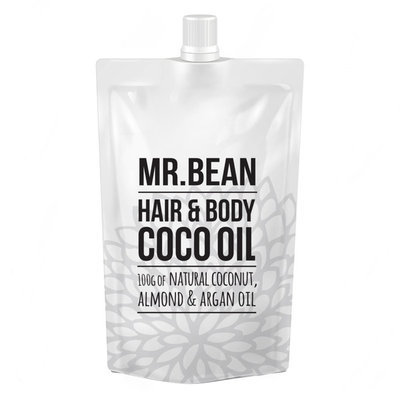 Mr Bean Hair and Body Coco Oil