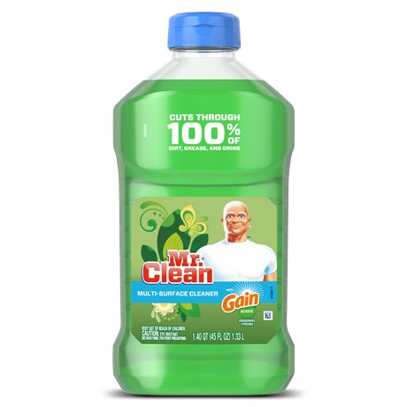 Mr. Clean Multi-Purpose Cleaner with Gain Original Fresh Scent