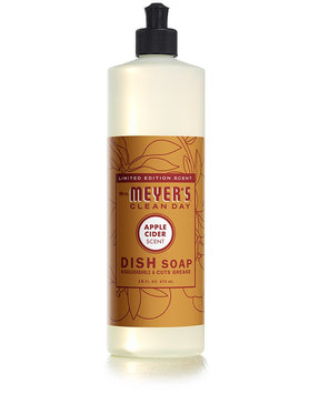 Mrs. Meyer's Clean Day Apple Cider Dish Soap