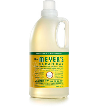 Mrs. Meyer's Clean Day Honeysuckle 64 Load Laundry Detergent