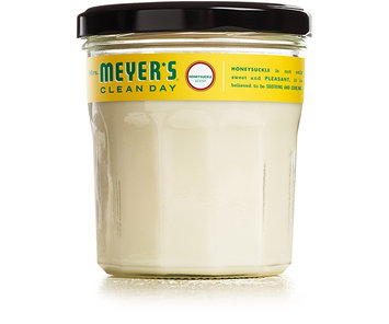 Mrs. Meyer's Clean Day Honeysuckle Scented Soy Candle