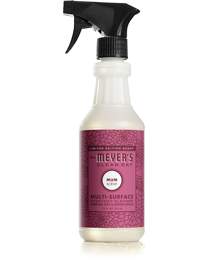 Mrs. Meyer's Clean Day Mum Multi-Surface Everyday Cleaner