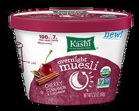 Kashi® Overnight Muesli, Cherry Cinnamon & Cardamom
