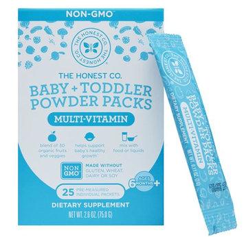 The Honest Co. Baby & Toddler Multi-vitamin Powder Packs
