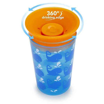 Munchkin Miracle 360 9-oz Deco Sippy Cup, BPA-Free