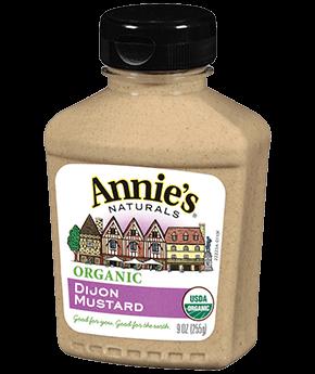Annie's® Naturals Dijon Mustard