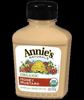 Annie's® Naturals Organic Honey Mustard
