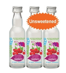 SodaStream MyWater Raspberry Flavor Essence 3 Pack