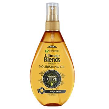 Garnier Ultimate Blends Body Mythic Olive Nourishing Oil