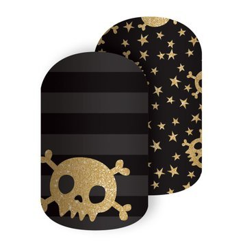 Jamberry Night Fright Nail Wraps