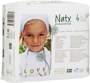 Nature Babycare Eco Jumbo Pack Diapers - Size 4
