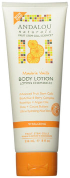 Andalou Naturals Vitalizing Body Lotion - Mandarin Vanilla