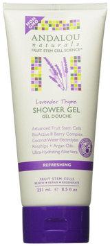 Andalou Naturals Refreshing Shower Gel - Lavender Thyme