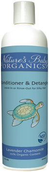Nature's Baby Organics NSF Conditioner & Detangler - Chamomile - 12 oz