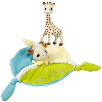 Vulli Sophie the Giraffe - Supersoft Comforter Set