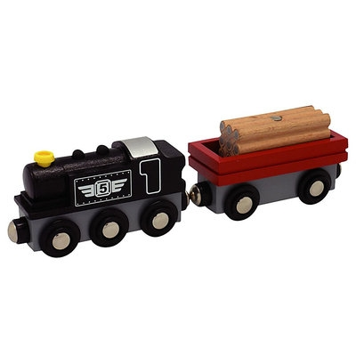 Nuchi Timber Train - 1 ct.
