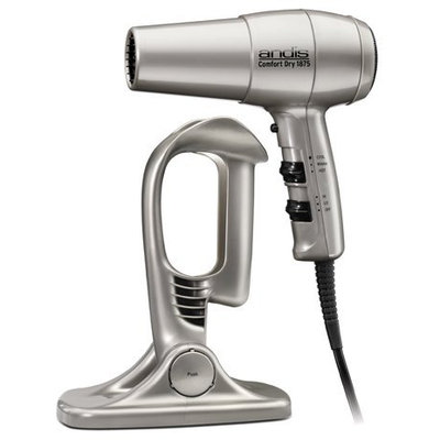 Andis 60070 Comfort Dry Ionic/Ceramic Pet Dryer - Silver