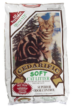 Northeastern Cedarific Cat Litter