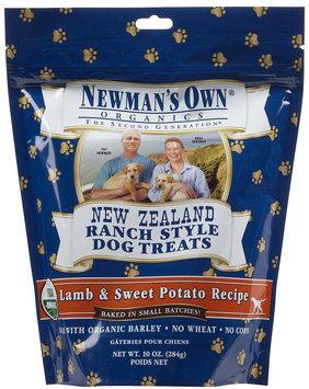 Newman's Own Lamb & Sweet Potato Recipe Dog