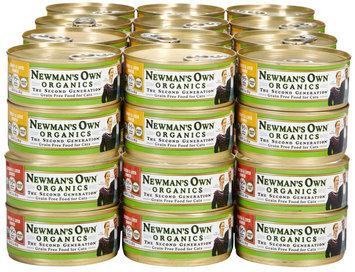 Newman's Own Organics Grain Free Chicken Liver & Turkey Liver Wet Food Bundle - 2 pk.