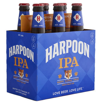 Harpoon IPA India Pale Ale