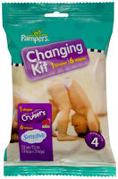 Pampers Changing Kit - Cruisers Diaper and Sensitive Wipes - 2 ct.
