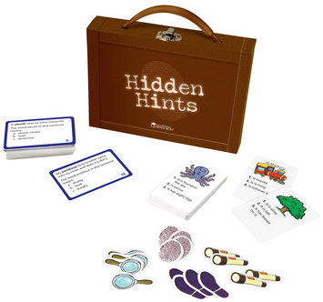 Learning Resources Hidden Hints Context Clues Reading Comprehension Game