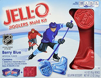 JELL-O Jigglers NHL Hockeyville Mold Kit