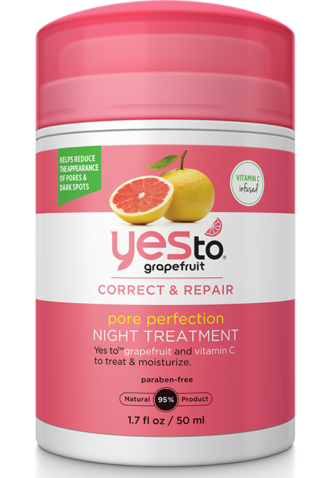 Yes To Grapefruit Correct & Repair Pore Perfection Night Treatment