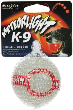 Nite Ize MeteorLight K-9 LED Dog Ball