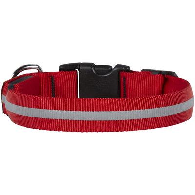 Nite Ize Large Red LED Dawg Collar