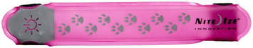 Nite Ize Pink LED Dawg Collar Cover
