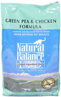Natural Balance Limited Ingredient Diets - Green Pea & Chicken