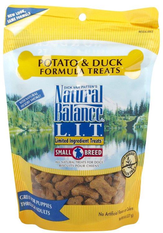 Natural Balance Limited Ingredient Treats - Duck & Potato Formula
