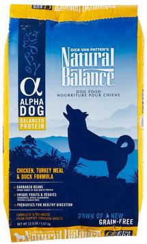 Natural Balance Alpha Chicken Dry Dog Food 12.5lb