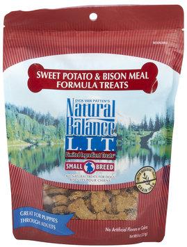 Natural Balance Limited Ingredient Treats - Bison & Sweet Potato Formula