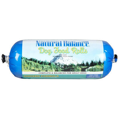 Natural Balance Chicken Formula Dog Food Roll
