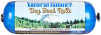 Natural Balance Lamb & Chicken Formula Dog Food Roll