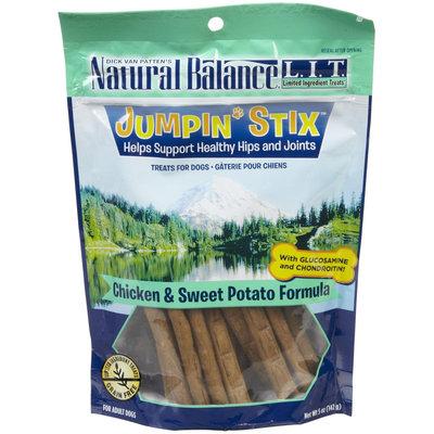 Natural Balance Limited Ingredient Treats Jumpin ' Stix - Chicken Formula