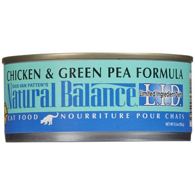 Natural Balance L.I.D. Limited Ingredient Diets Chicken and Green Pea