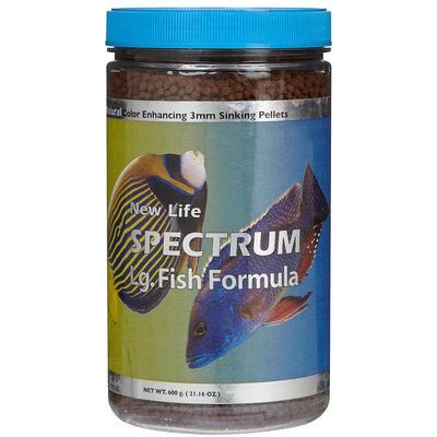 New Life International ANL43600 Spectrum Large Fish Formula Sinking 600 gram