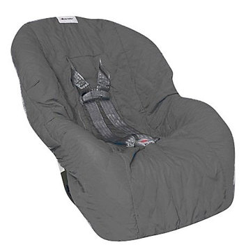 Nomie Baby Toddler Car Seat Cover - Charcoal - 1 ct.