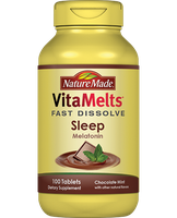 Nature Made VitaMelts Sleep Melatonin