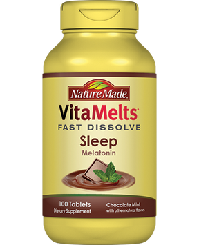Nature Made VitaMelts Sleep Melatonin