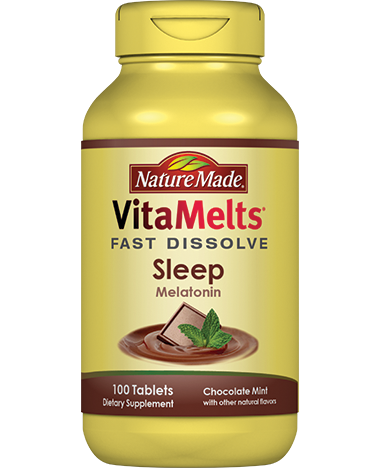 Nature Made Vitamelts Sleep Review