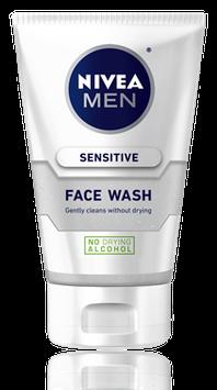 Nivea for Men Sensitive Face Wash