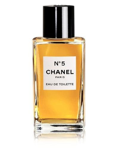 Chanel - No. 5 Eau De Toilette Bottle 100ml/3.4oz