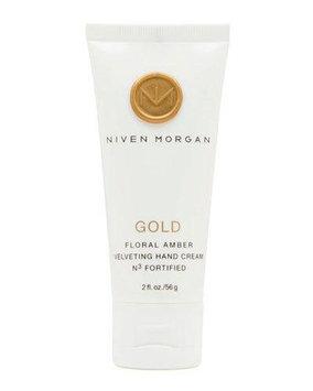 Gold Hand Cream, 2.0 oz. Niven Morgan